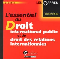 L'essentiel du Droit international public et du droit des relations internationales
