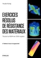 Youde Xiong - Exercices résolus de résistance des matériaux