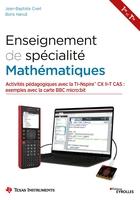 J.-B.Civet, B.Hanuš - Enseignement de spécialité Mathématiques