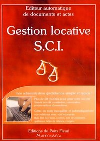 Gestion locative S.C.I.