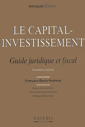 Capital-investissement 2eme ed
