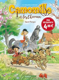 Camomille et les chevaux - Tome 02 - top humour 2021