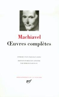 Machiavel - Oeuvres complètes
