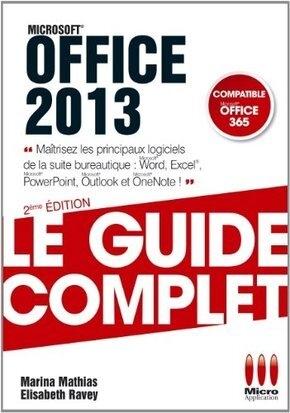 suite bureautique microsoft office 2013