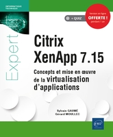 Citrix XenApp 7.15