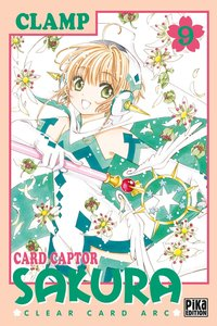 Card captor sakura - clear card arc - Tome 09