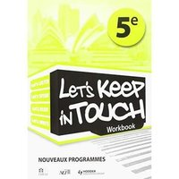 Let's keep in touch 5e workbook