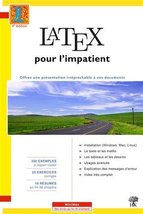couverture du livre LaTeX pour l'impatient