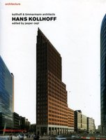 Hans Kollhoff : Kollhoff and Timmermann Architects