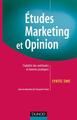 Etudes marketing et opinion