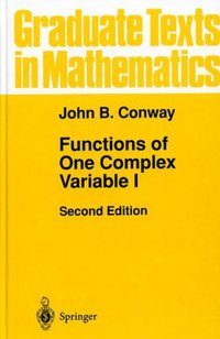 Functions of one complex variable 1