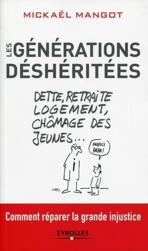 M.Mangot- Les générations déshéritées