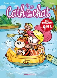 Cath et son chat - Tome 03 - top humour 2021