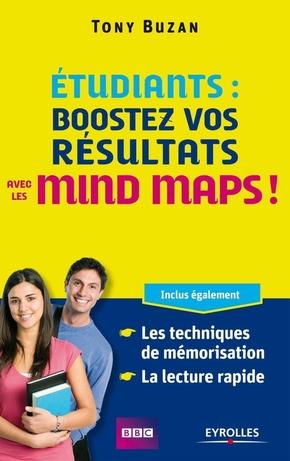 T.Buzan- Etudiants : boostez vos résultats  avec les mind maps !