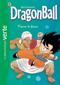 Dragon ball 08 ned - face-à-face