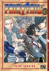 Fairy Tail - Volume 35