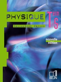 Physique term s