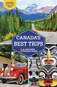 Canada's best trips 1ed -anglais-