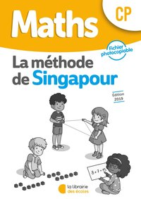 Maths CP : la méthode de Singapour - 2019