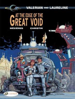 Valerian - Tome 19 at the edge of the great void