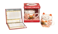 Chat de la fortune - Coffret mug