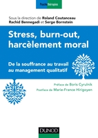 Stress, burn-out et harcèlement