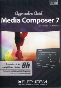 Apprendre Avid Media Composer 7