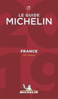 Le guide Michelin 2019