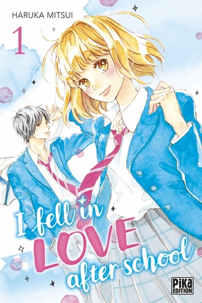 I fell in love after school - Tome 01