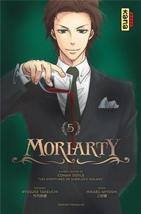 Moriarty - Tome 5