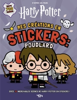 Harry potter - mes créations en stickers : poudlard