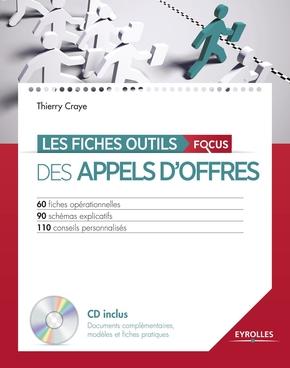 Thierry Craye- Les fiches outils des appels d'offres