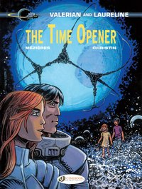 Valerian and laureline - Tome 21 the time opener