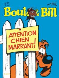 Attention chien marrant !