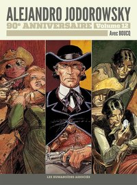 Jodorowsky 90 ans - Tome 2 : bouncer