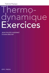 Thermodynamique : Exercices