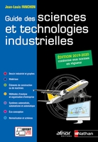 Guide des sciences et technologies industrielles 2019-2020 - eleve - 2019