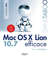 Mac Os X Lion efficace 10.7