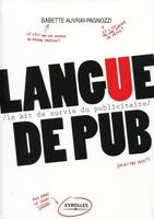Babette Auvray-Pagnozzi - Langue de pub