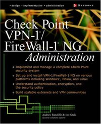 Check Point VPN-1 NG Administration