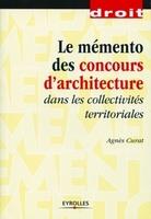 Agnès Curat - Le mémento des concours d'architecture