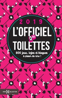 L'officiel des toilettes 2019