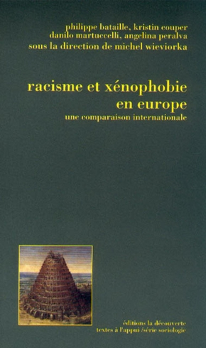 Racisme et xénophobie en europe une comparaison internationale