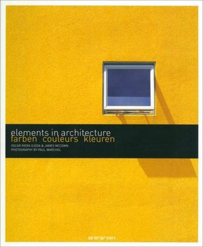 Elements in architecture - Couleurs