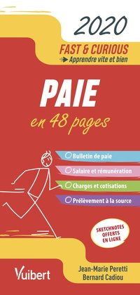 Paie en 48 pages - 2020
