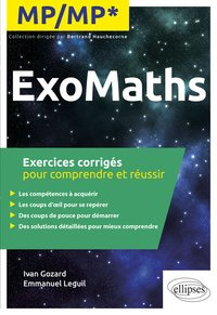 Exomaths Maths MP/MP*