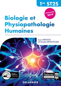 Biologie et physiopathologie humaines - 1re ST2S 2019