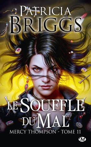 Mercy thompson, - Tome 1 : le souffle du mal