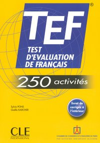 Tef 250 activites - test d'evaluation de francaislivret de corriges a l'interieur