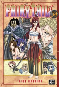 Fairy Tail - Volume 34
